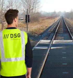 Bahnübergangsposten